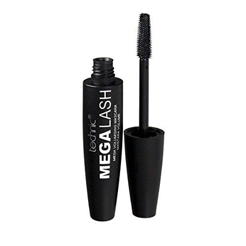 Technic Mega Lash Volumising Mascara 14ml- Black