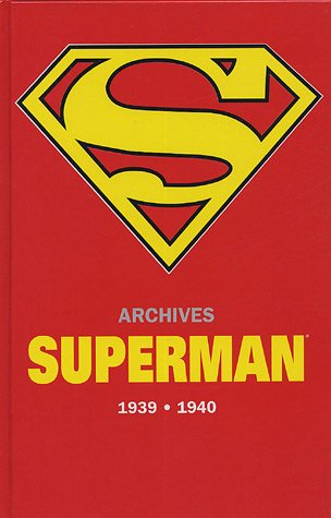 Archives Superman 1939-1940