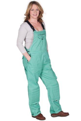 Rosies - Salopette Femme - Vert Salopette de travail pour Femme Combinaison ROSIES02 Rosies Workwear