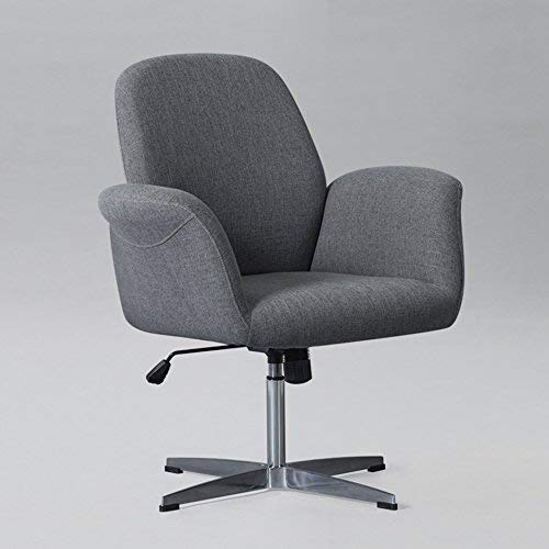 CWJ Chair Hocker - Lounge Chair Esszimmerstuhl Konferenzstuhl Modern Style Höhenverstellbare Adult...
