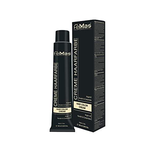 Femmas Hair Color Cream 100ml Haarfarbe (Dunkelblond Schokolade Intensiv 6.99)