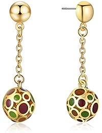 20652453d3f6 Amazon.es  cordones de oro - Amazon Prime   Pendientes   Mujer  Joyería