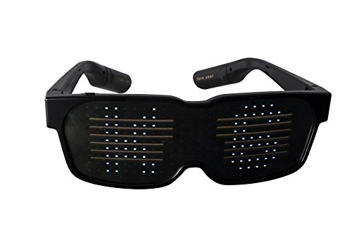 Ksix-BXGL01-Gafas-inalmbricas-con-LED-programable-para-smartphones