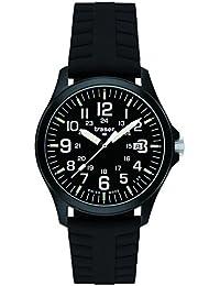 Traser H3 Officer Pro - Reloj de pulsera para hombre con correa de silicona