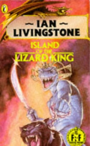 Island of the Lizard King: Fighting Fantasy Gamebook 7