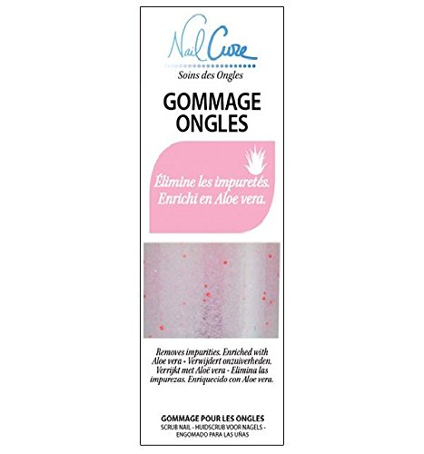 VERNIS A ONGLES SOIN GOMMAGE ONGLES NAIL CURE