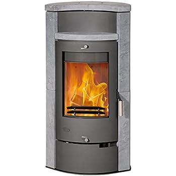 eckkaminofen kaminofen fireplace hamburg speckstein 8kw 8 kw