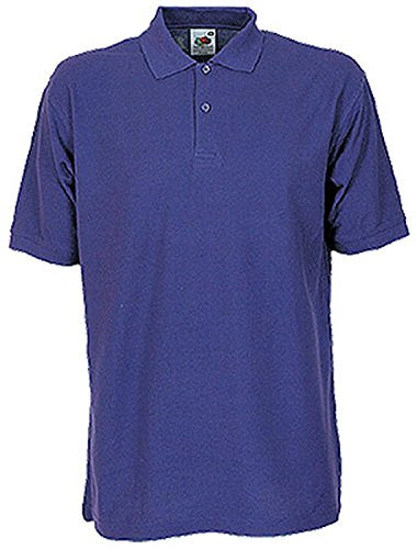 New Premium Polo Shirt Blau