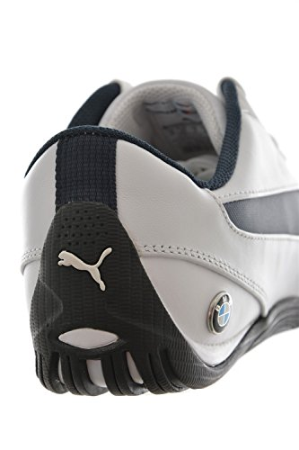 Puma Bmw Ms Drift Cat 5 Nm 2 Unisex-Erwachsene Sneakers Weiß