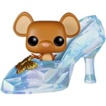 Funko - Figurine Disney Cinderella Movie - Gusgus Pop 10cm - 0849803051945