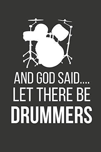 Let there Be Drummers: Funny Novelty Drummer Gifts
