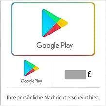 2f86b6810afa0d Google Play Gutscheincode - für Deutschland - per E-Mail