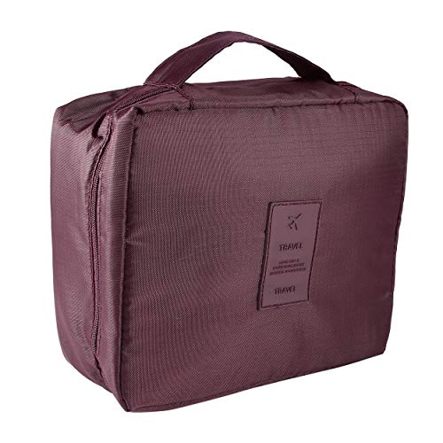 Features:100% Brand new and high quality!This elegant waterproof storage bag is designed for keeping and storing your underwears, cosmetic, etc .Fashionable design and large capacity.Make your items clean.Big space, classify to storage your underwear...