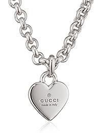 47f00ead624 Gucci YBB35622500100U 55 cm Trademark Women s Chain with Pendant