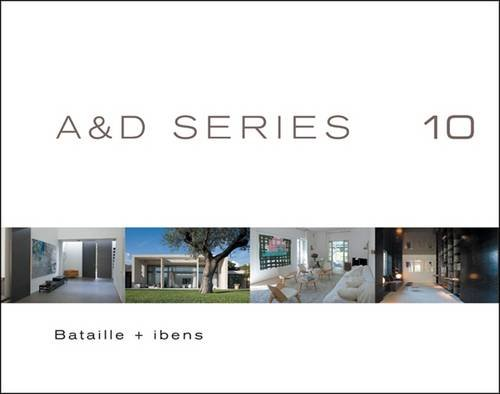 A et D Series 10: Claire Bataille et Paul Ibens.Selected works- Volume I et volume II. Ouvrage multilingue par Claire Bataille