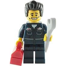 LEGO Minifiguras Coleccionables: Mecánico Minifigura (Serie 6)