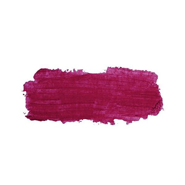 AVRIL – Barra de Labios Orgánica – Ciruela 600 – Larga Duración, Textura Cremosa – Con Aceite de Jojoba y Aceite de…