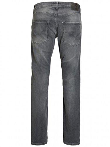 Jack & Jones Homme Jeans / Jeans Straight Fit jjiClark Grey Denim (12119187)