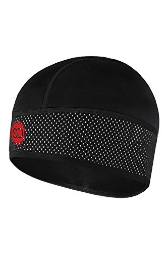 Sundried cycle calotta esecuzione beanie hat ciclismo inverno sotto casco athletic
