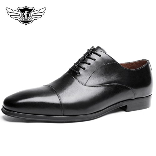 Desai-Mens-Casual-Formal-Business-Lace-Up-Real-Leather-Oxfords-shoes-for-Wedding-or-Office