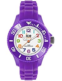 5ff5b3f1f Ice-Mini Children s Size Ice-Watch White Dial Colourful Numbers Purple MN.PE