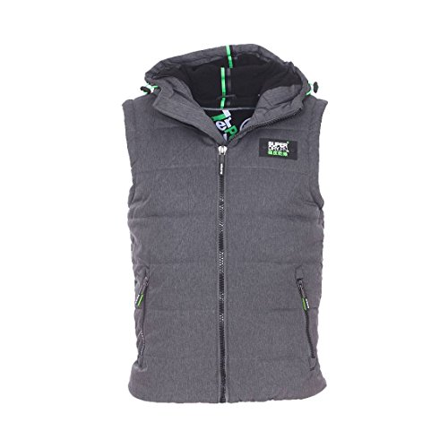 Superdry Technical – Daunenjacke Grau