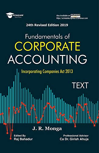 Fundamentals of Corporate Accounting (2 Vols.)