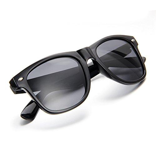Aroncent Sonnenbrille Herren Polarisiert, Grau