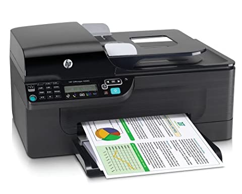 HP Officejet 4500 Wireless Multifunktionsgerät mit Fax