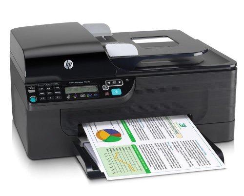 HP Officejet 4500 Wireless Multifunktionsgerät mit Fax (Hp Schwarz 28 Drucker Tinte)