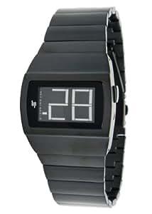Lip Créateur - 1034242 - Montre Homme - LCD - Bracelet Acier