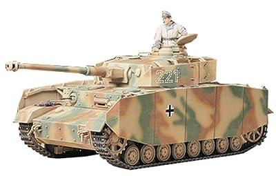 Tamiya 300035209 - 1:35 WWII Sonderkraftfahrzeug 161/1 Panzer IV H Fr (1) von Dickie-Tamiya