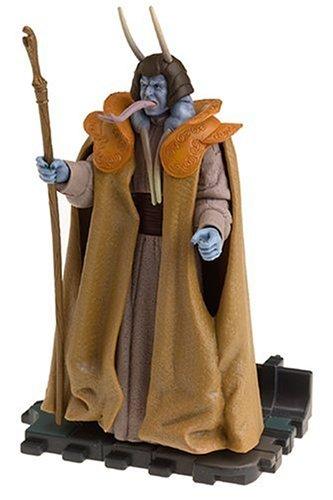 Hasbro Star Wars Revenge of the Sith Collection 2005 Mas Amedda Republic Senator No.40