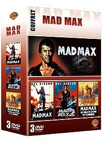 Coffret int�grale mad max : mad max 1 - 3 [Edizione: Francia]