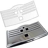 3 x Schutzfolie für Philips Series 5000 LatteGo - Abtropfblech - Tassenablage - Ablage - Tropfblech - EP5346/10 -EP5345…