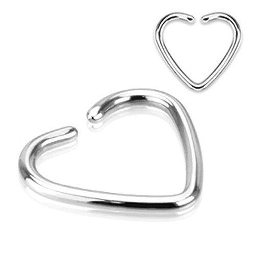 gekko-body-jewellery-pendiente-falso-de-acero-quirurgico-para-el-cartilago-diseno-de-corazon