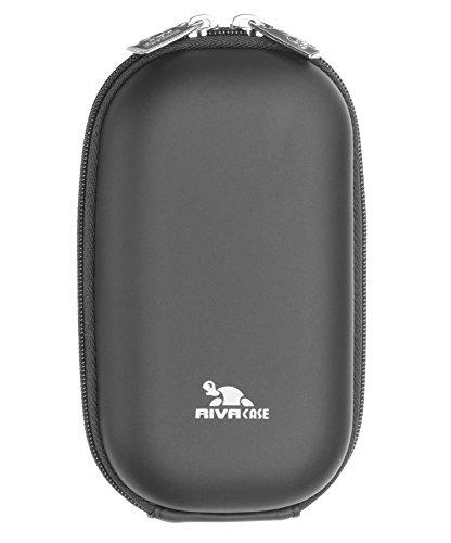 Riva Kamera Schutz Hülle Tasche Bag Case Schwarz für Canon IXUS 255 HS