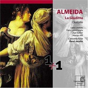 Almeida : La Giuditta (Coll. 1 + 1)