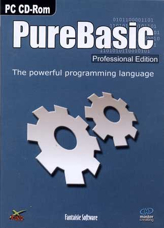 Preisvergleich Produktbild PureBasic Professional Edition - Programming Language