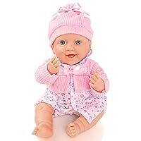 Molly Dolly Baby Olivia 42cm Vinyl Doll