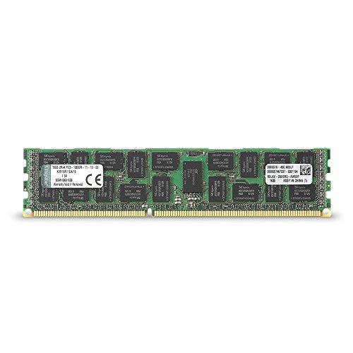 Kingston 16GB RAM DDR3 1600MHz Grey