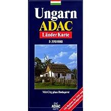 ADAC Karte, Ungarn