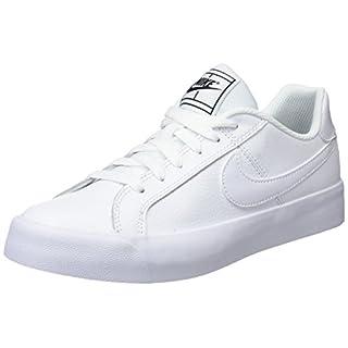 Nike Damen Court Royale AC Tennisschuhe, Weiß White/Black 102, 38 EU