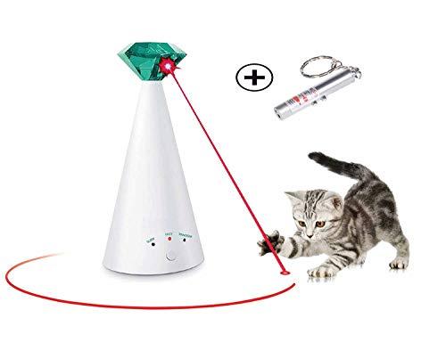 elzeug, automatisches interaktives LEDlicht Spielzeug (Grün) ()