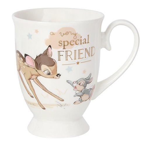 Bambi Special Friends DI361 Tasse, Motiv Disneys Magical Moments Bambi und Stumpf, Bambi