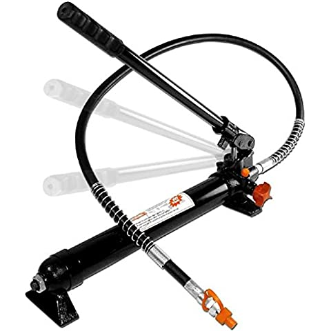 Porta Power Replacement Hydraulic Pump Lever 10 Ton 20,000lbs Ram Frame Machine by ZEERMENG