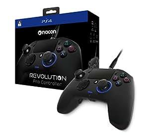 Manette licenciée Revolution pro controller Nacon pour Playstation 4: Amazon.fr: Jeux vidéo