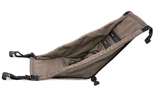 Preisvergleich Produktbild Croozer Babysitz für Kid / Kid Plus für Modelle ab 2016 sand grey