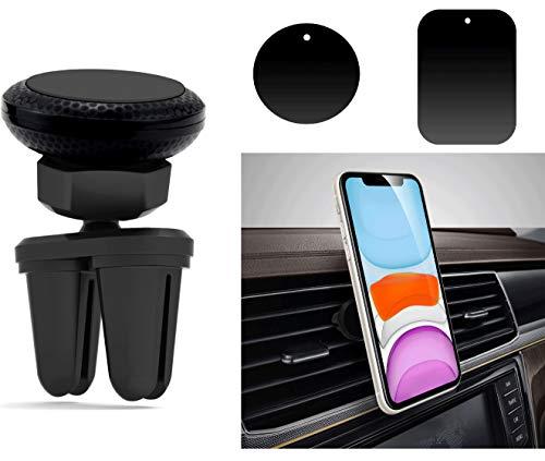 babacom supporto auto smartphone magnetico porta cellulare auto universale compatibile per iphone11 xs x 8 7 samsung s10 s9 s8 huawei p30 p20 mate 20 xiaomi mi a2 ecc.