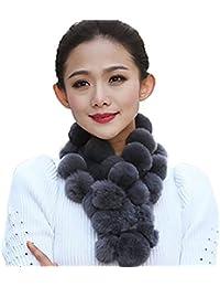 Amazon.fr   echarpe en lapin - Accessoires   Femme   Vêtements 98f95cc4c2f
